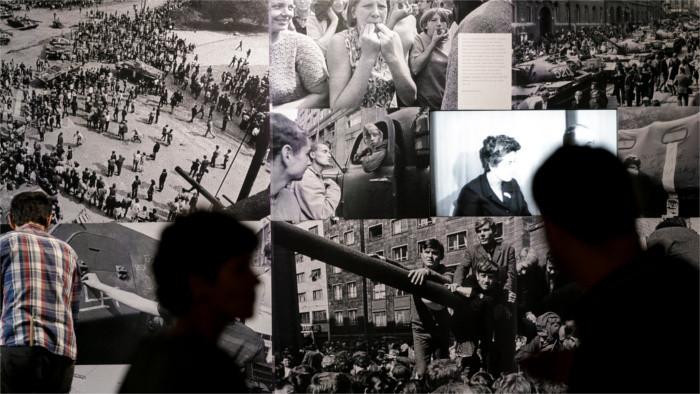 20-21 août 1968 : Occupation de la Tchécoslovaquie