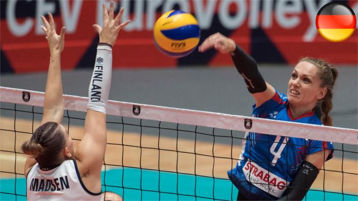 Volleyball-Europameisterschaft der Frauen auch in Bratislava