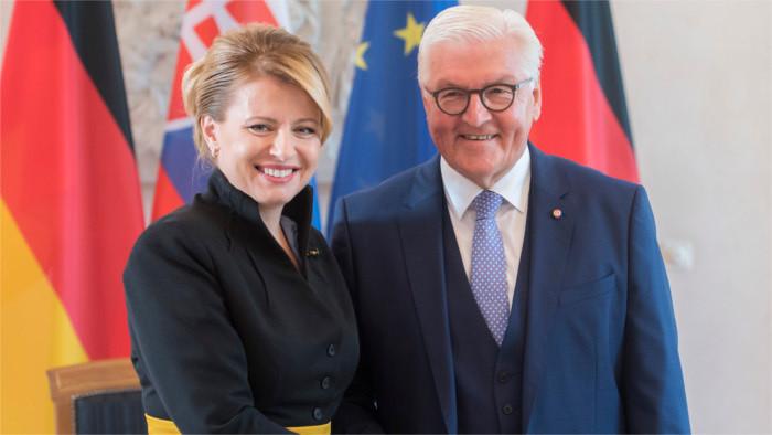 Визит президента Зузаны Чапутовой в Германию