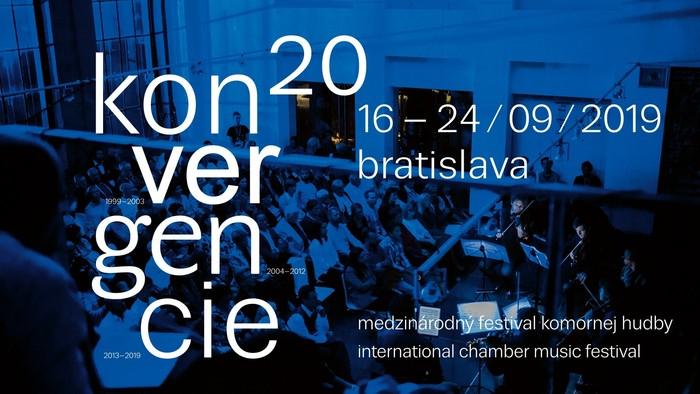 Konvergencie oslavujú 20. narodeniny
