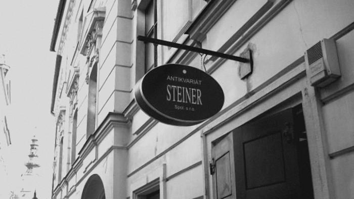 Fenomény: Antikvariát Steiner