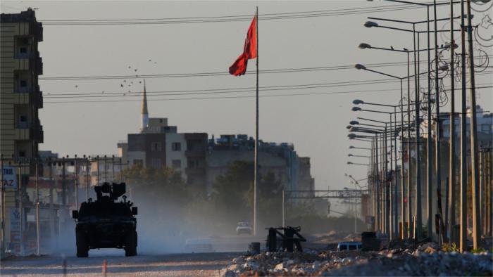 Президент СР З. Чапутова о ситуации вокруг Турции