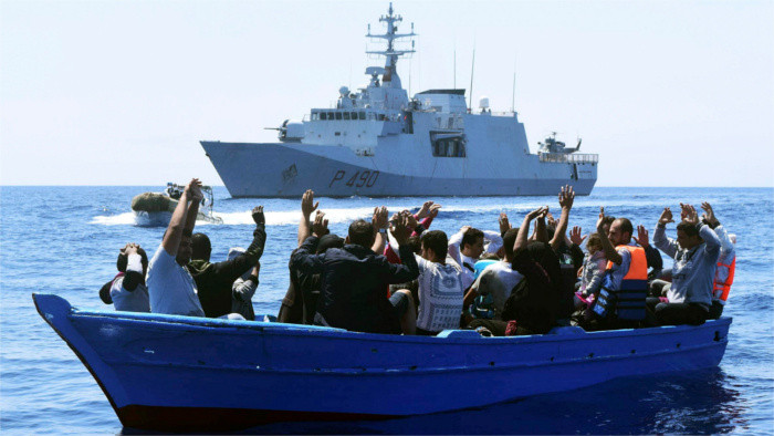 Slovakia not to join system of distributing migrants rescued at sea