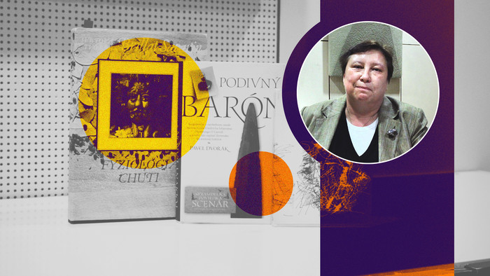 : Ars litera s Katarínou Nádaskou