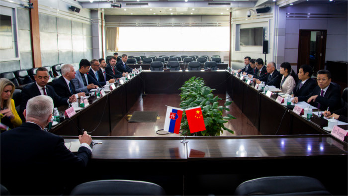 Hace 70 años del establecimiento de relaciones entre Eslovaquia y China