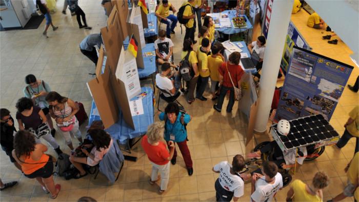 Le « Festival de la science et de la technique AMAVET 2019 » en Slovaquie