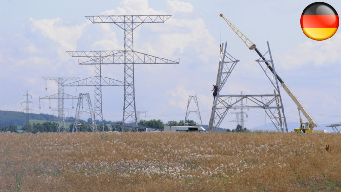 EU unterstützt Wiederaufbauprojekte von Stromübertragungsnetzen