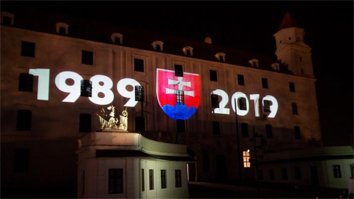 Des événements dans toute la Slovaquie pour commémorer la chute du communisme