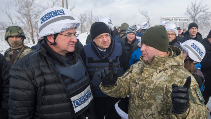 Slovak-led OSCE sees concrete measures in Ukraine