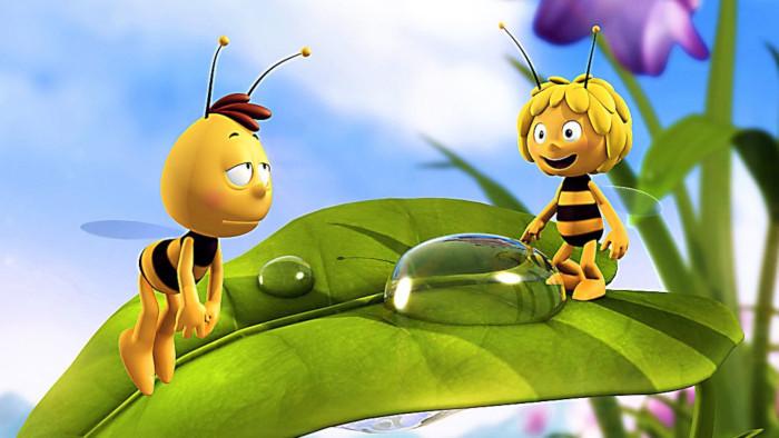Včielka Maja - Najkrajšie dobrodružstvá