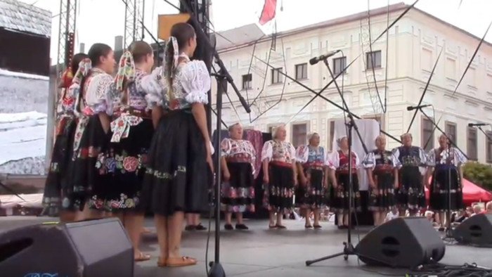 Slovenský deň kroja