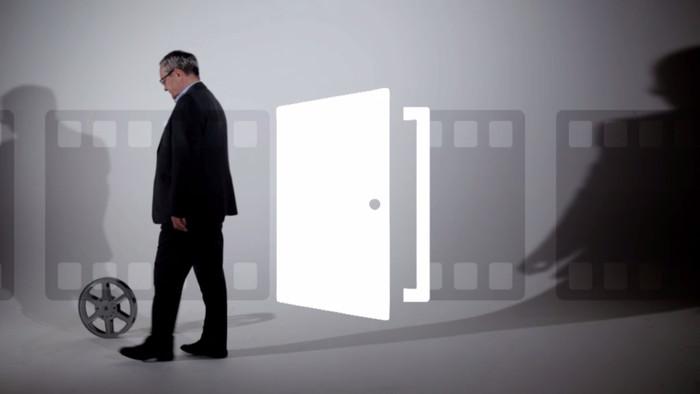Televízia za dverami