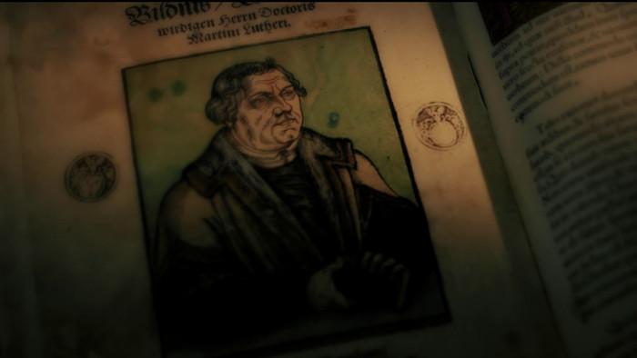 Obrazy zo života Martina Luthera