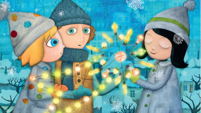 Mimi a Líza – Záhada vianočného svetla