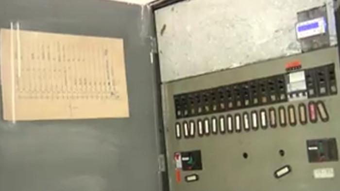 Účet za elektrinu