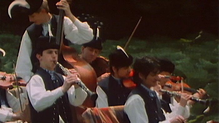 Hudci a speváci spod Poľany