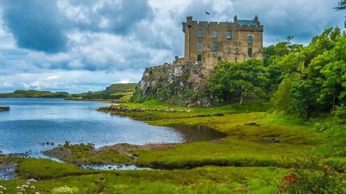 Highlands: Divoké srdce Škótska