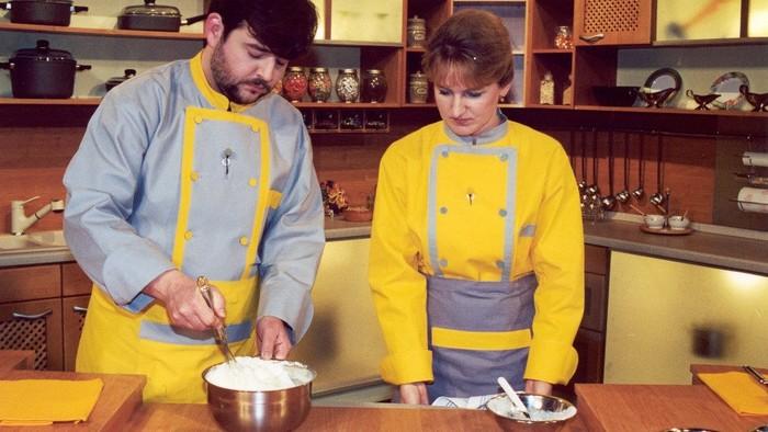 Varím, varíš, varíme a pečieme