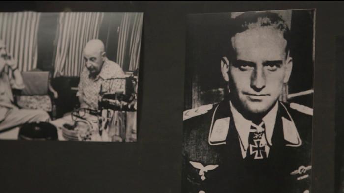 Hovorte mi Altmann - Dva životy vojnového zločinca