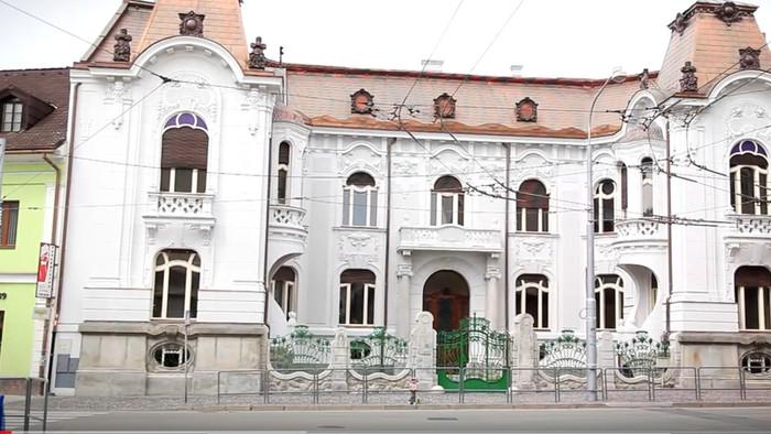 Kultúrne dedičstvo:  Rosenfeldov palác v Žiline