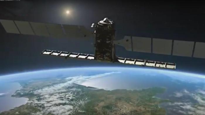 Svet bez satelitov