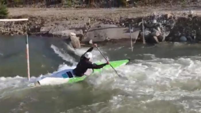 Vodný slalom - MS 2019