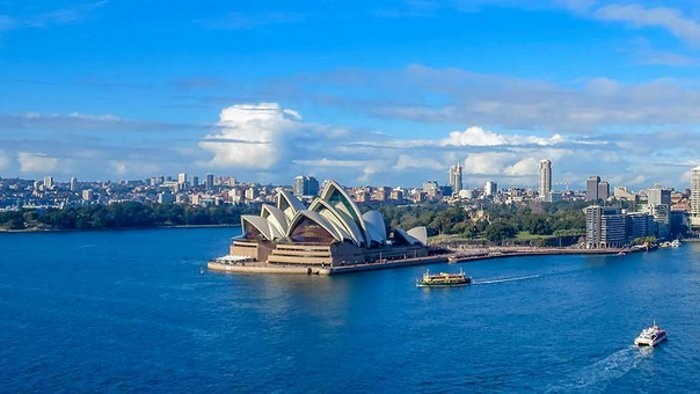 Pobrežie Austrálie