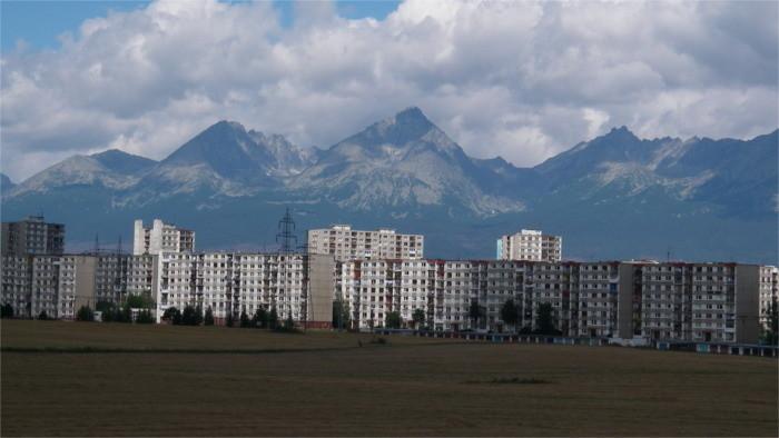 Nezvyčajné príbehy na slovenskom sídlisku