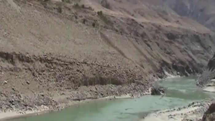 Brahmaputra: Himalájska rieka
