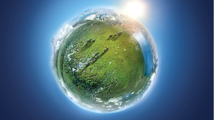 Planéta Zem II.