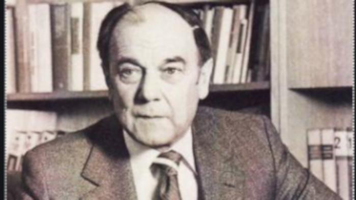 Jozef Mistrík jazykovedec