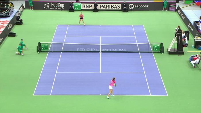 Tenis - Fed Cup