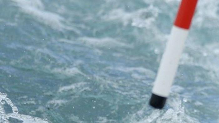 Vodná slalomárka Elena Kaliská