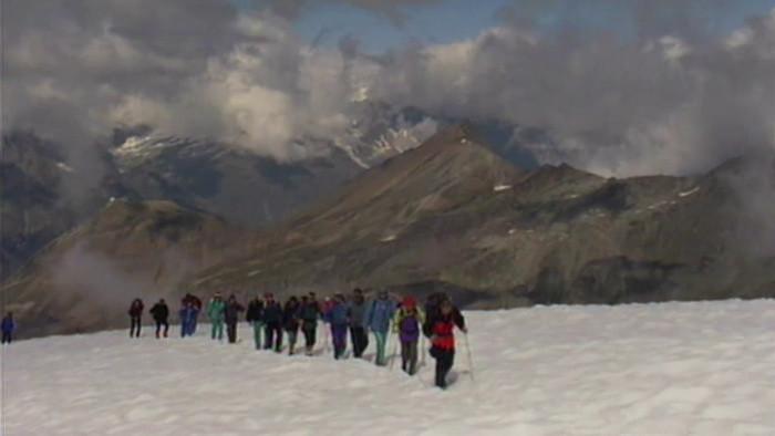 Matterhorn 95; Expedícia Monte Rosa