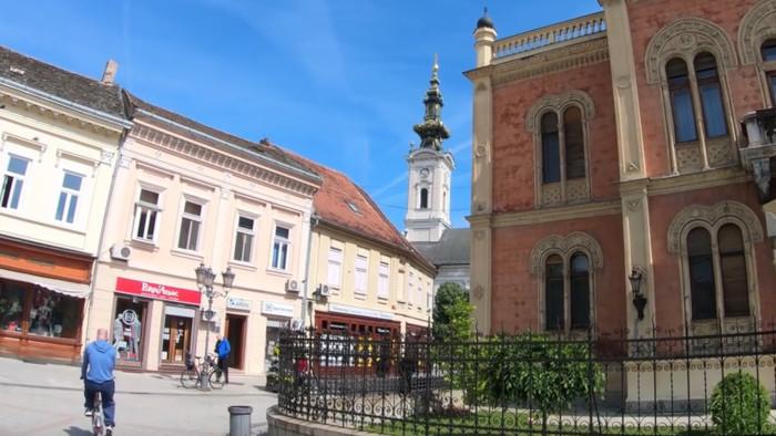 Slováci na Balkáne