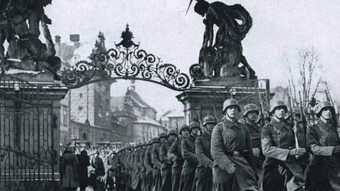 Projekt nacistická strana