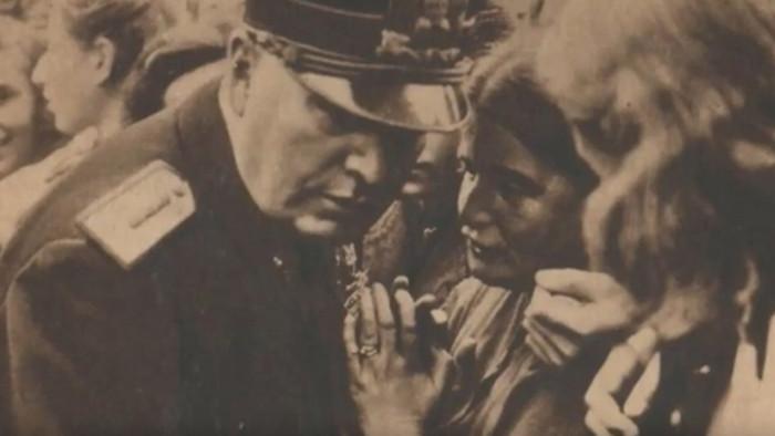 Posledné dni Mussoliniho