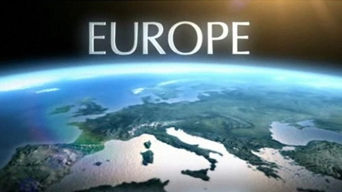 Divoká Európa
