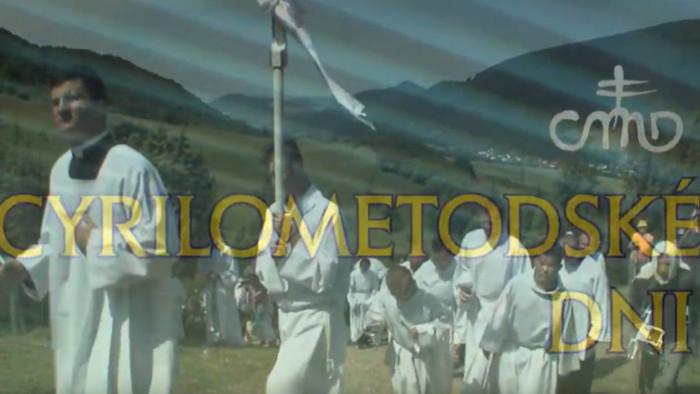 Cyrilometodské dni v Terchovej