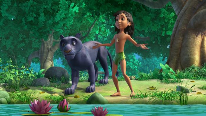 Kniha džunglí I