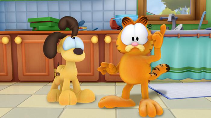 Garfield IV.