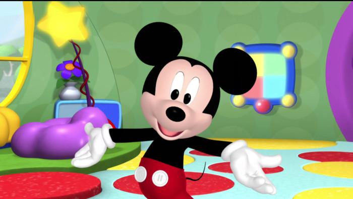 Mickey Mouseov klub II.