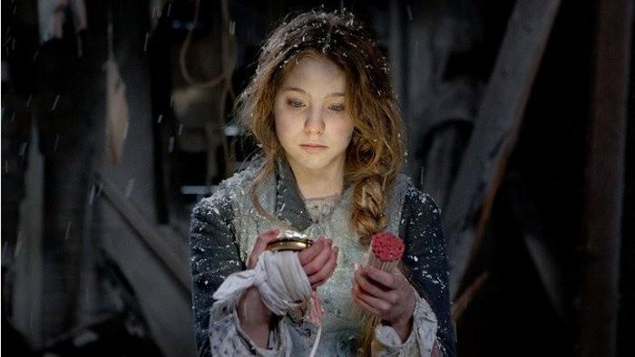 Rozprávky H. Ch. Andersena: Dievčatko so zápalkami