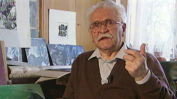 Vincent Hložník národný umelec