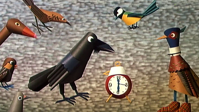 Veselé vtáčie rozprávky