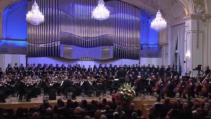 Ludwig v. Beethoven 9. symfónia