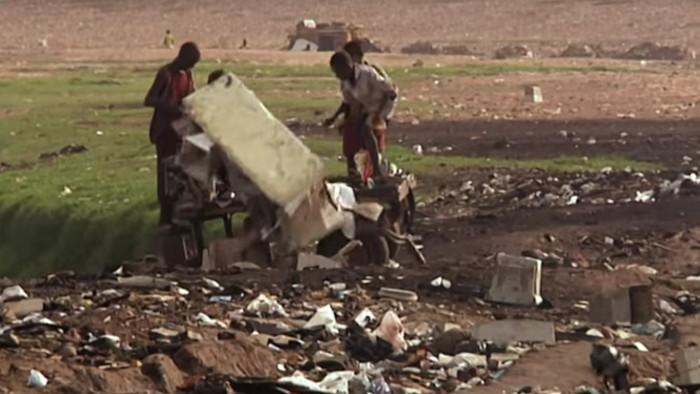 Tragédia elektronického odpadu