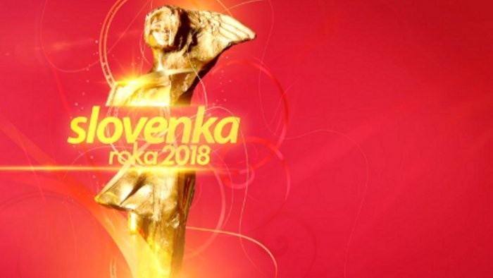 Slovenka roka 2018
