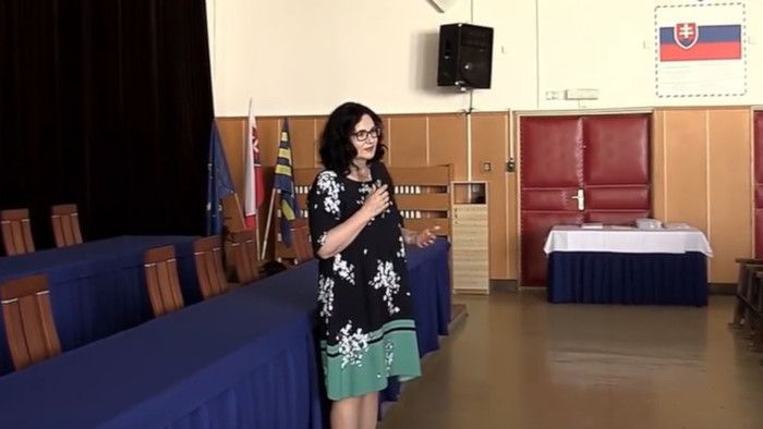 Príhovor ministerky školstva, vedy, výskumu a športu SR