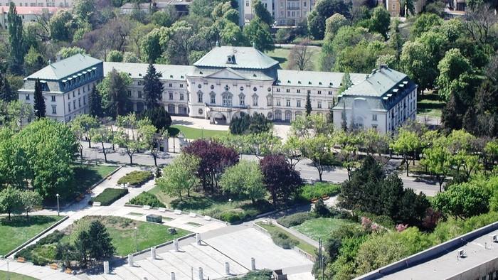 Moderná architektúra na Slovensku